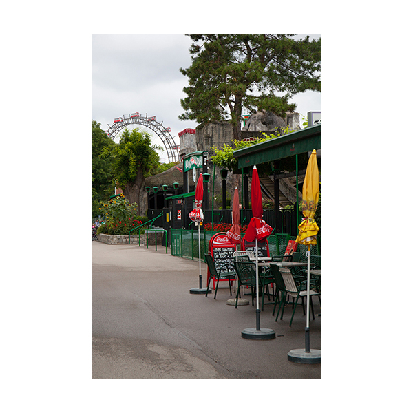 Eingang Wiener Riesenrad