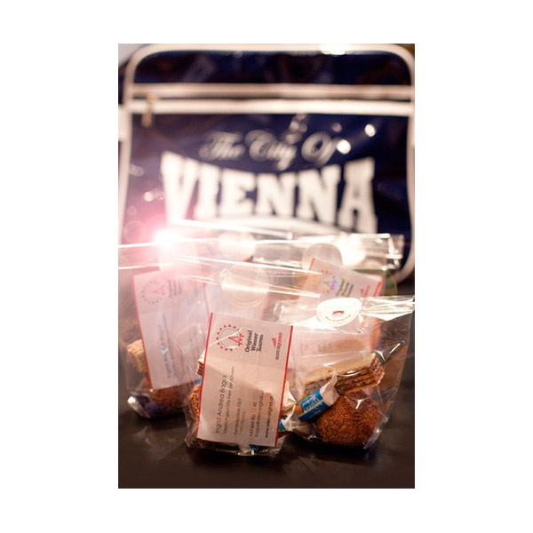 Give Aways Süße Wiener Tour