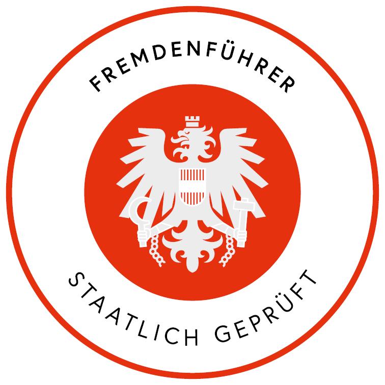 Gütesiegel staatlich geprüfter Fremdenführer